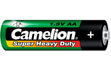 CAMELION Green R06 Mignon AA Batterie Chloroide Zinc